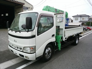 トラック修理・クレーン架装・トラックカスタム
